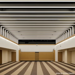 Event venues by 藤村デザインスタジオ / FUJIMURA DESIGIN STUDIO