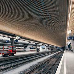 Lichtplanung:  Flughäfen von KGRUPPE