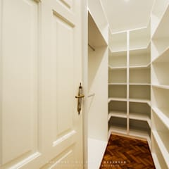 Closets  por homify,