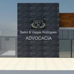 Commercial Spaces توسطROSITA JAEGER ARQUITETURA E INTERIORES, مدرن