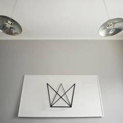 Aranżacja biura Idea House Częstochowa: styl , w kategorii Biurowce zaprojektowany przez Musiał Studio