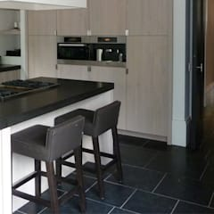 Woonhuis het Gooi:  Keuken door design iD