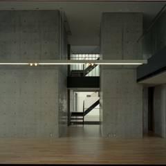 ダイニングルーム: 株式会社ラウムアソシエイツ一級建築士事務所が手掛けたダイニングです。
