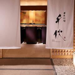 日本料理 千秋Senshu ( Indonesia・Hotel Fairmont Jakarta): 水谷壮市が手掛けたレストランです。