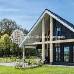 Houses by Architectenbureau The Citadel Company