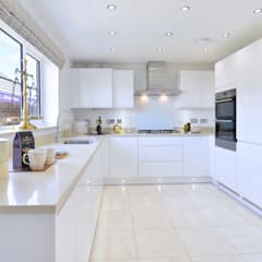 Showhome:  Kitchen by Graham D Holland