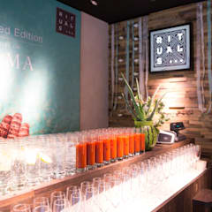 Das Getränkebuffet:  Geschäftsräume & Stores von The Harrison Spirit
