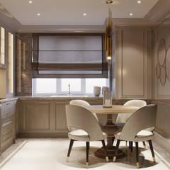 Интерьер кухни в стиле неоклассика: Кухни в . Автор – Diana Tarakanova Design