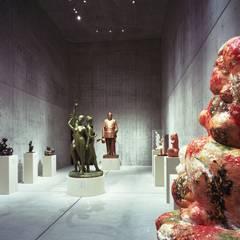 小金丸幾久 彫刻展示室: 株式会社ラウムアソシエイツ一級建築士事務所が手掛けた美術館・博物館です。