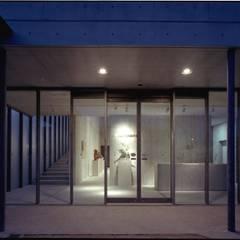 エントランス: 株式会社ラウムアソシエイツ一級建築士事務所が手掛けた美術館・博物館です。