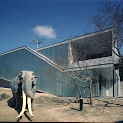 壱岐文化ホールから見る: 株式会社ラウムアソシエイツ一級建築士事務所が手掛けた美術館・博物館です。