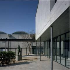 ポーチ: 株式会社ラウムアソシエイツ一級建築士事務所が手掛けた美術館・博物館です。