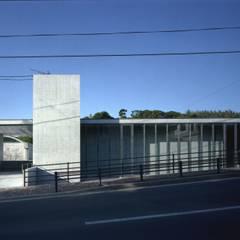 東面: 株式会社ラウムアソシエイツ一級建築士事務所が手掛けた美術館・博物館です。