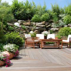 country Garden by 2kn architekt + landschaftsarchitekt Thorsten Kasel + Sven Marcus Neu PartSchG