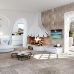 Living room by DMC Real Render