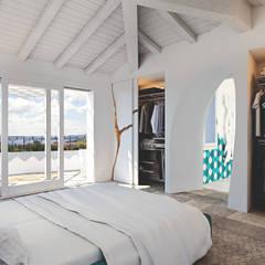 Bedroom by DMC Real Render, Mediterranean