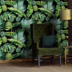 SPENDING TIME IN THE TROPICS:  Living room by Pixers