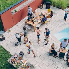 CONE - GARDENPARTY: minimalistischer Garten von höfats GmbH