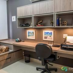 Oficinas de estilo  por Camarina Studio,