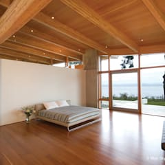 :  Bedroom by Helliwell + Smith • Blue Sky Architecture
