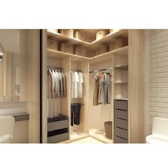 Dressing room by studioalo