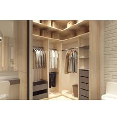 V's House:  Dressing room by studioalo