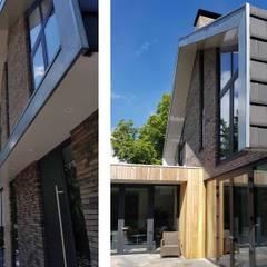 Woning Oosterbeek:  Huizen door TS architecten BV
