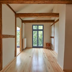 Gästezimmer:  Schlafzimmer von Gabriele Riesner Architektin