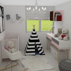 Baby room by Naromi  Design ,