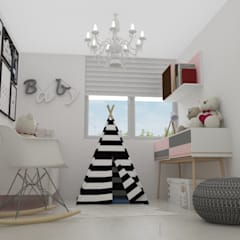 Baby room by Naromi  Design