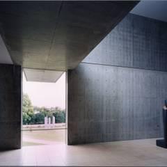 エントランスホール: 株式会社ラウムアソシエイツ一級建築士事務所が手掛けた美術館・博物館です。