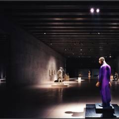 展示室1: 株式会社ラウムアソシエイツ一級建築士事務所が手掛けた美術館・博物館です。