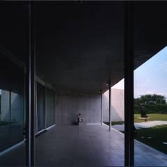 下部ガーデンテラス: 株式会社ラウムアソシエイツ一級建築士事務所が手掛けた美術館・博物館です。