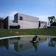 展示水面: 株式会社ラウムアソシエイツ一級建築士事務所が手掛けた美術館・博物館です。
