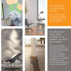 Wir helfen Ihnen dabei Ihren Wohnraum so zu gestalten, wie Sie es sich vorstellen.:  Wände von decke wand boden Ltd. Wohnfachmarkt