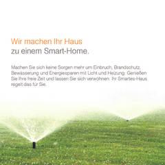 Wir machen Ihr Haus zu einem Smart-Home:  Multimedia-Raum von decke wand boden Ltd. Wohnfachmarkt