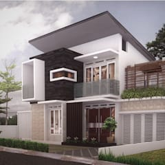 Santur house:  Rumah by Axis Citra Pama