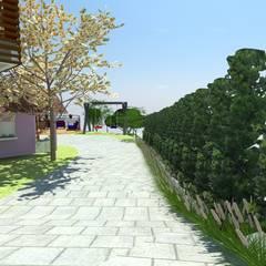 Garden by Juliana Gasparin Paisagismo e Execução Ltda.