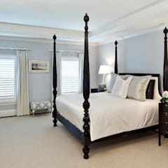 Bedroom:  Bedroom by Kellie Burke Interiors