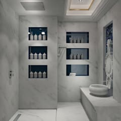Alto Mimarlık  – Ev Tipi Hamam: klasik tarz tarz Banyo