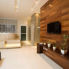 Spa by OIKE Arquitetos,