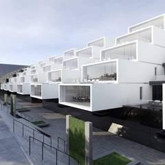 Facultad de Arquitectura: Oficinas de estilo  por ARCHITECTS