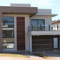 منازل تنفيذ Araujo Moraes Engenharia Arquitetura,