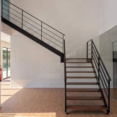 Pavilhão Filísa - Fotografia Corredores, halls e escadas industriais por Bruno Braumann - Fotografia de Arquitectura e Interiores Industrial