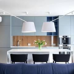 scandinavian Kitchen by U-Style design studio