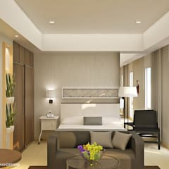 Hotels by FerryGunawanDesigns