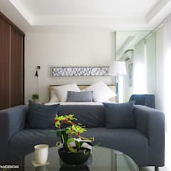 Green Palace Residence Service Apartments:  Hotels by FerryGunawanDesigns