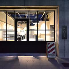 BARBER ink: TRANSFORM  株式会社シーエーティが手掛けたオフィススペース&店です。
