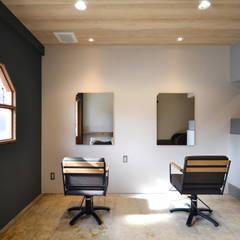 boyle: TRANSFORM  株式会社シーエーティが手掛けたオフィススペース&店です。