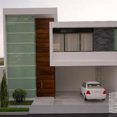 خانه ها by HHRG ARQUITECTOS
